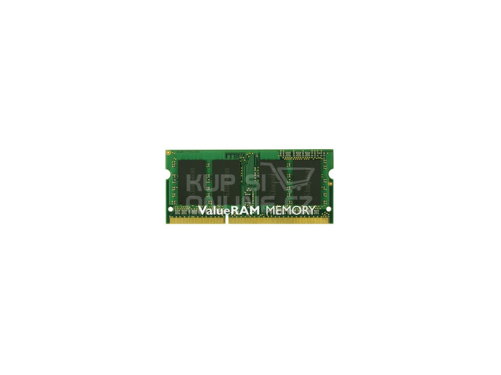 SO-DIMM 8GB DDR3-1600MHz Kingston CL11, KVR16S11/8