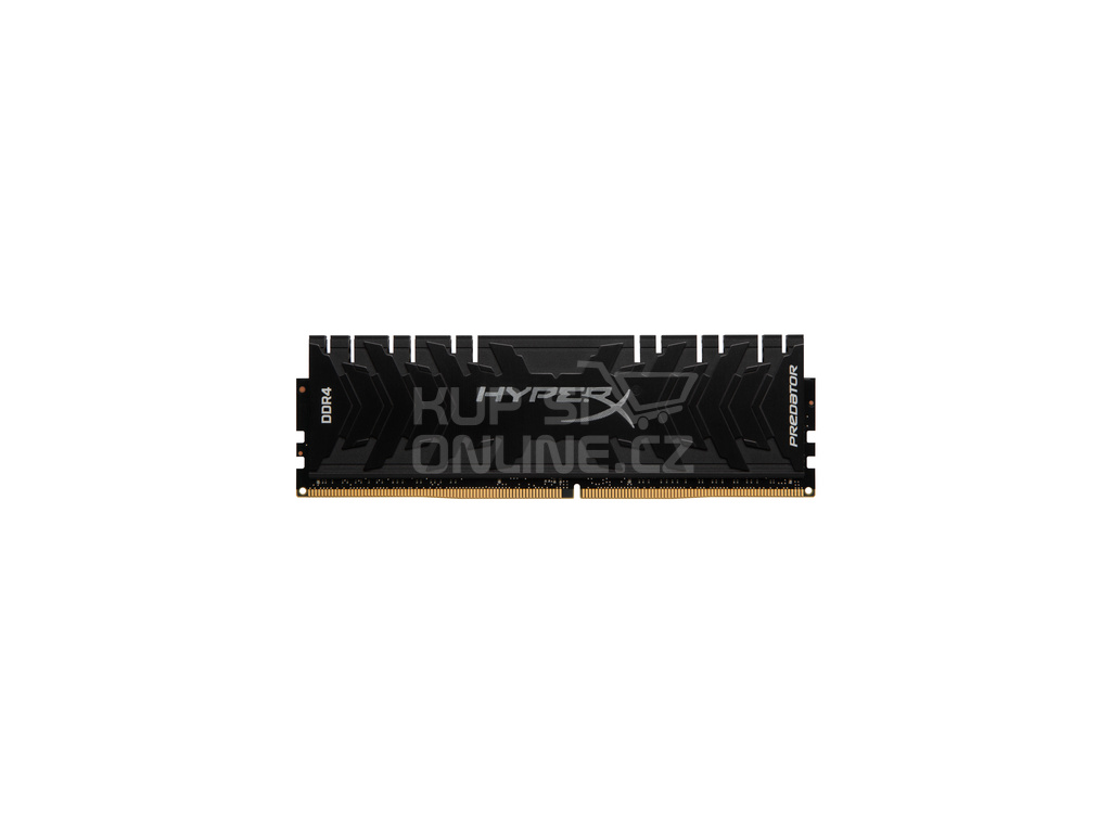 16GB DDR4-3000MHz CL15 Kings. XMP HyperX Predator, HX430C15PB3/16