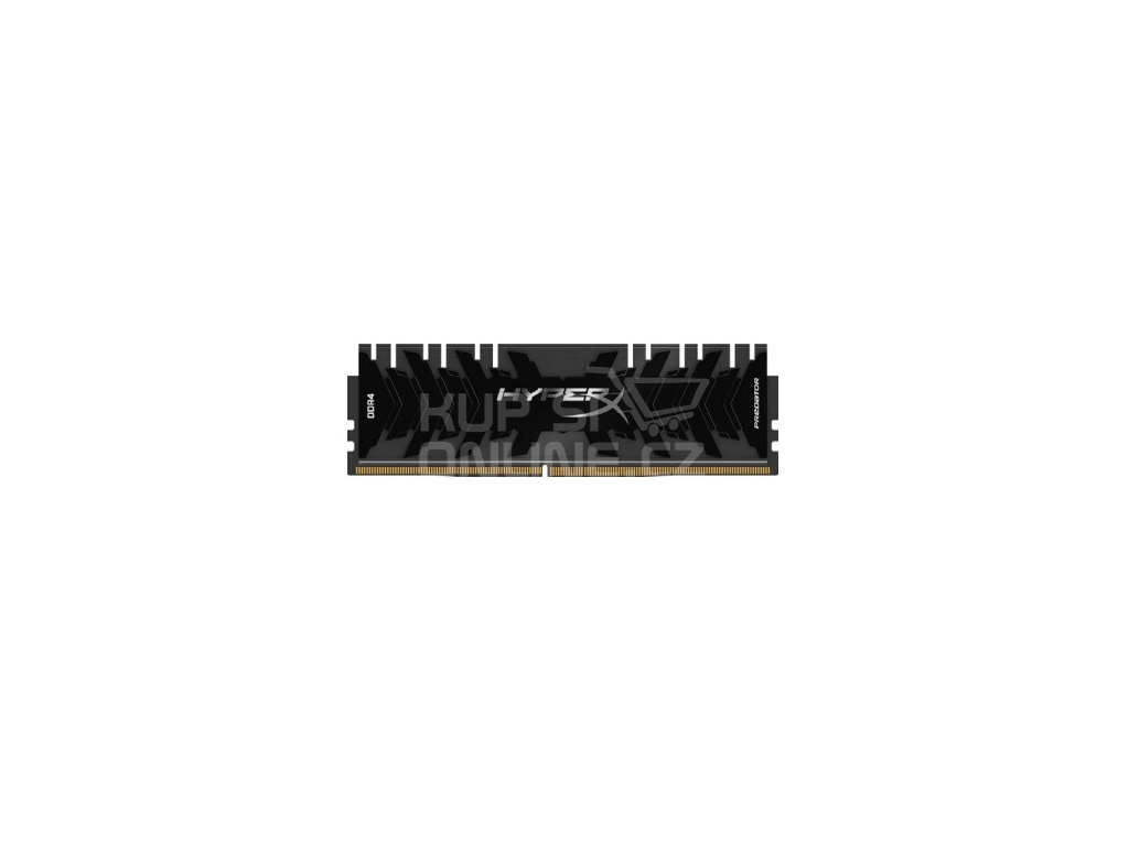 32GB DDR4-3600MHZ CL17 Kingston HyperX XMP Predator, kit 2x16GB