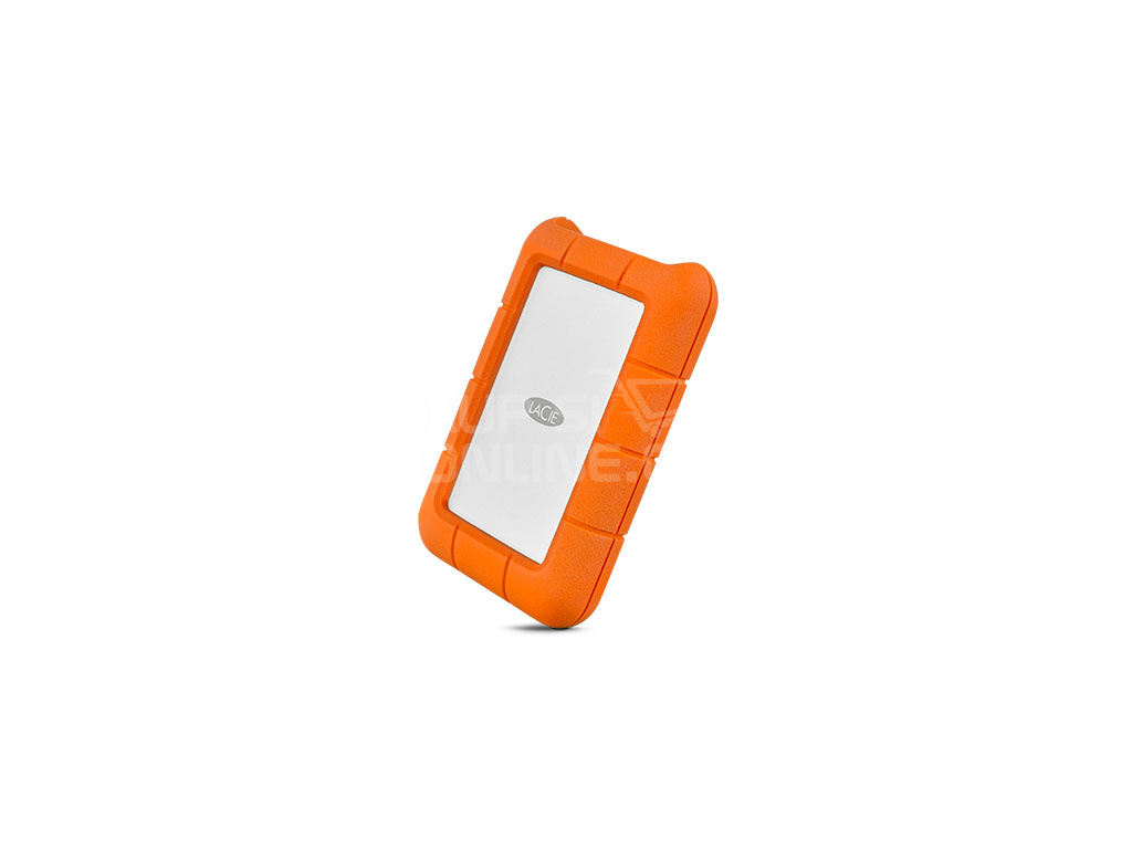 Ext. HDD LaCie Rugged Thunderbolt USB-C 2TB
