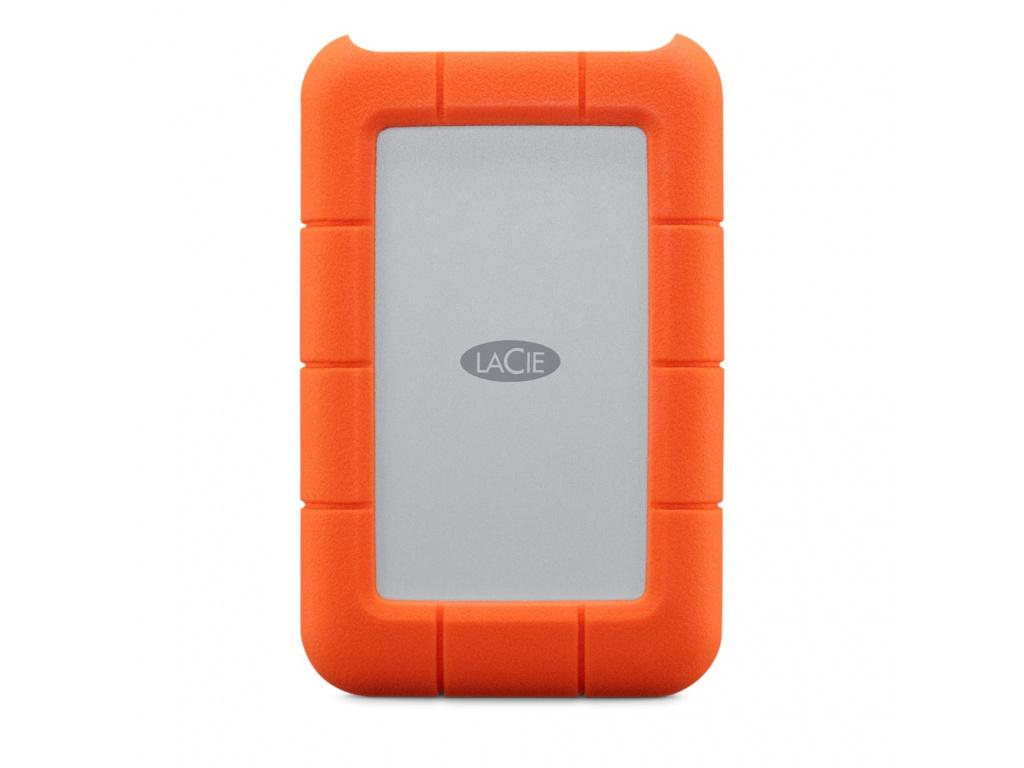 Ext. HDD LaCie Rugged USB-C 2TB USB 3.1