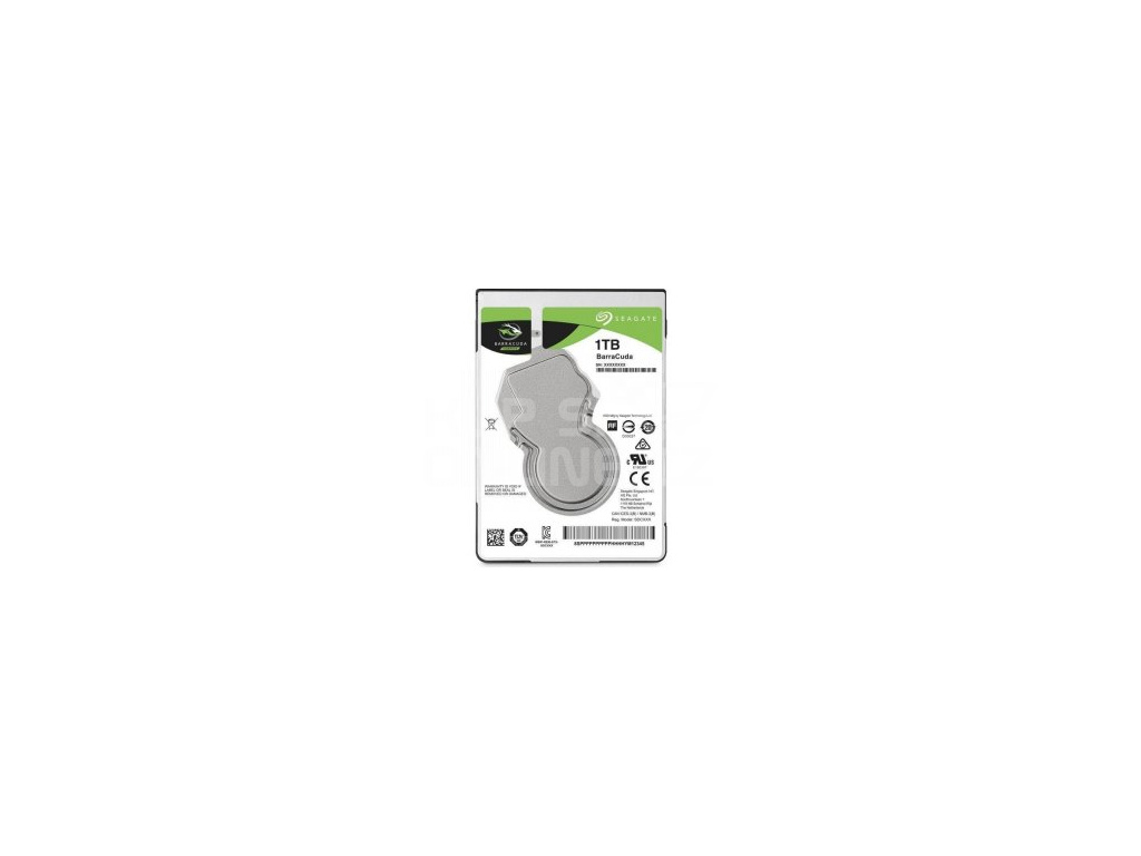 HDD 2,5'' 1TB Seagate BarraCuda Pro 128MB 7200rpm, ST1000LM049