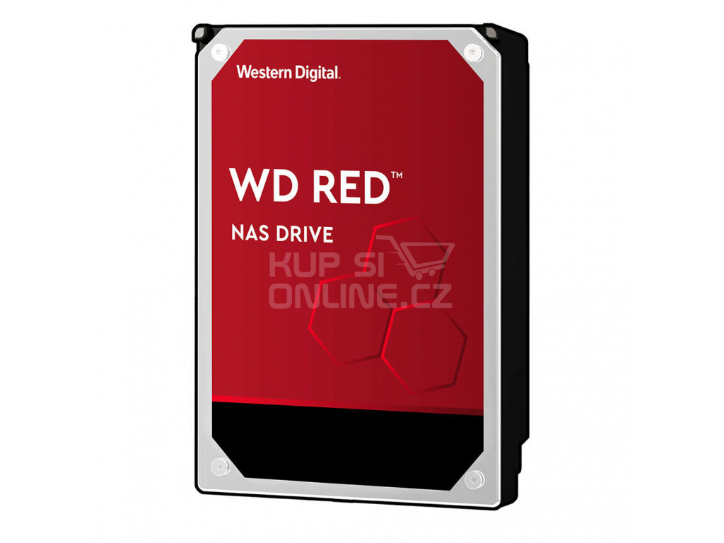 HDD 6TB WD60EFAX Red 256MB SATAIII IntelliP. NAS