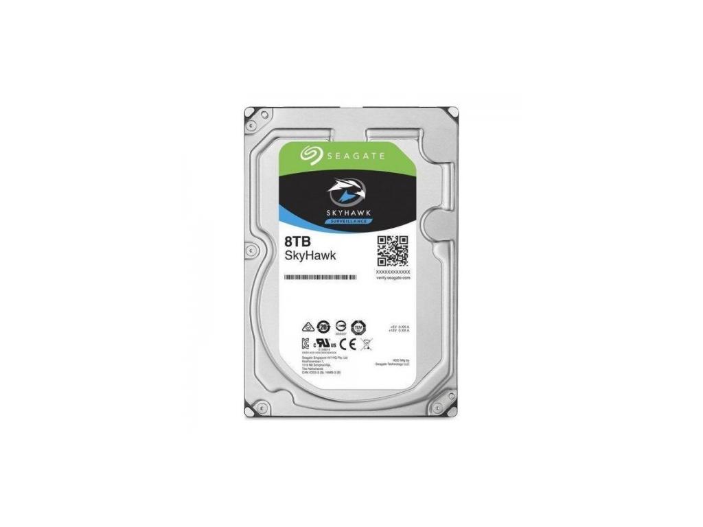 HDD 8TB Seagate SkyHawk 256MB SATAIII 7200rpm 3RZ, ST8000VX004