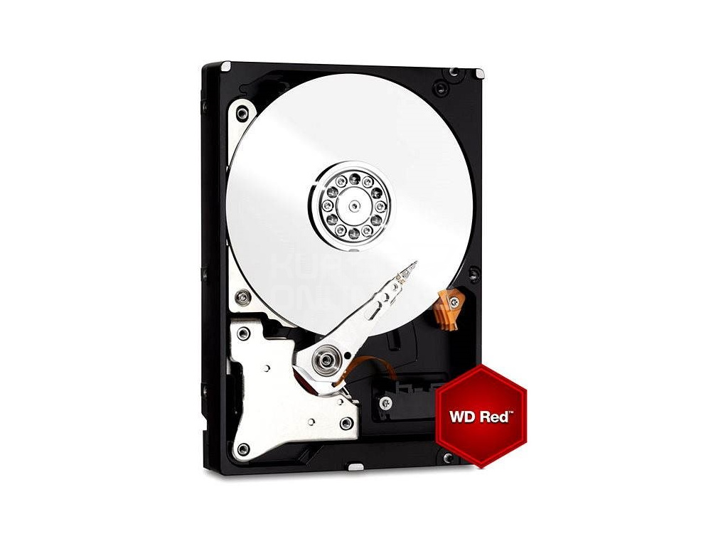 HDD 8TB WD80EFAX Red Plus 256MB SATAIII 5400rpm, WD80EFAX