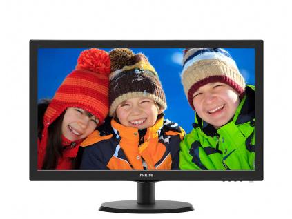 22'' LED Philips 223V5LHSB2- FHD,HDMI