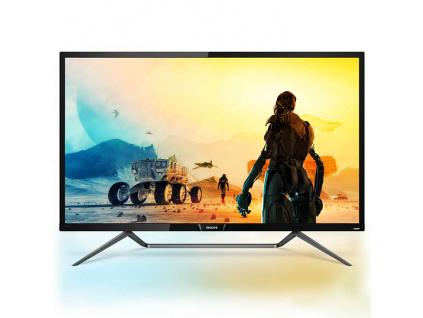 43'' LED Philips 436M6VBPAB - 4K UHD,HDMI,DP, USB-C, 436M6VBPAB/00