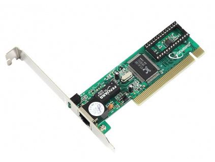 GEMBIRD 100Base-TX PCI fast ethernet karta, NIC-R1