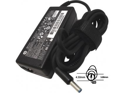 Napájecí adaptér 65W, 19,5V 4.5x3.0mm, originál HP, 77011111