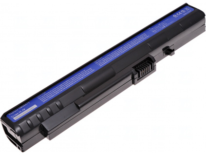 Baterie T6 power Acer Aspire One 8, 9, 10, 1, A110, A150, D150, D250, P531h, 2300mAh, 26Wh, 3cell, NBAC0050