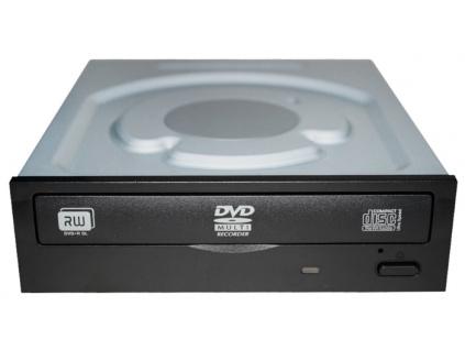 DVDRW/RAM Lite-On iHAS122 22x SATA černá bulk, iHAS122-14