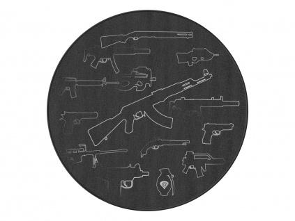 Ochranná rohož pod křeslo Genesis Tellur 300 Arsenal Of Gamer, 100 cm, NDG-1462