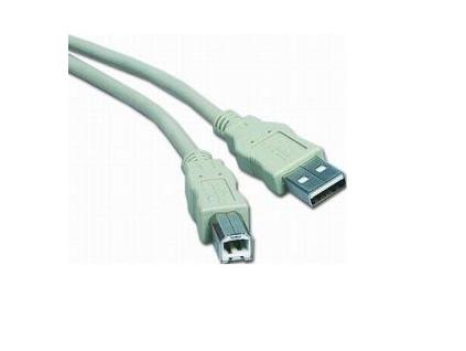 PremiumCord Kabel USB 2.0, A-B, 0,5m, ku2ab05
