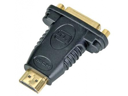 PremiumCord Adaptér HDMI-A - DVI-D M/F, kphdma-1