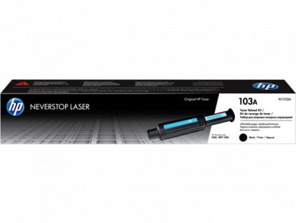 HP 103A Black Neverstop Laser, W1103A, W1103A