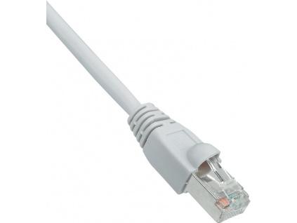 SOLARIX patch kabel CAT5E UTP PVC 1m šedý snag-proof, C5E-114GY-1MB