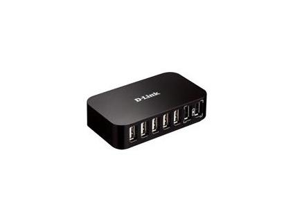 D-Link 7-Port Hi-speed USB 2.0 Hub