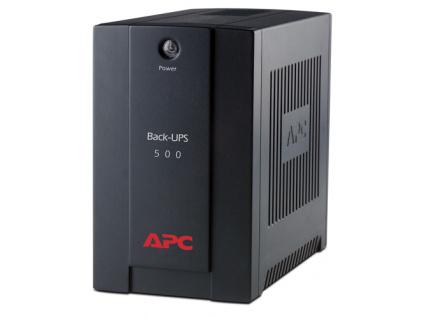 APC Back-UPS 500VA,AVR, IEC outlets PROMO 10