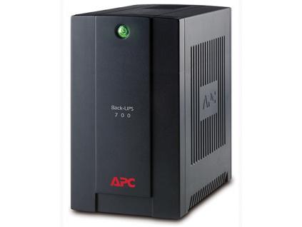 APC BACK-UPS 700VA, 230V, AVR, French Sockets