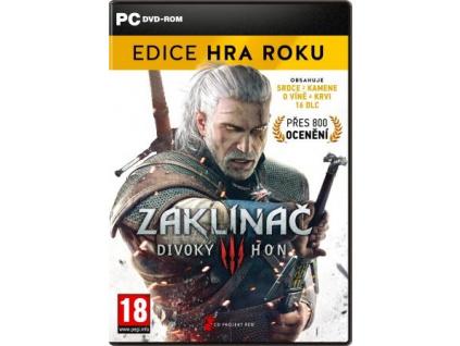 PC - Zaklínač 3: Divoký hon - Edice hra roku, 8595071033863