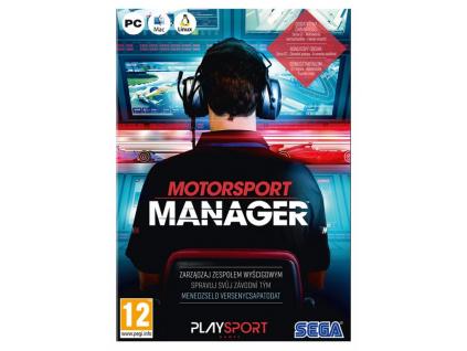 PC - Motorsport Manager