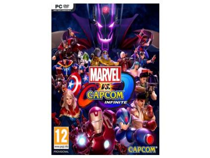 PC - Marvel vs Capcom Infinite