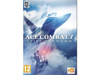 PC - Ace Combat 7 - Skies unknown, 3391891993029
