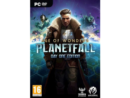 PC - Age of Wonders: Planetfall, 4020628741525