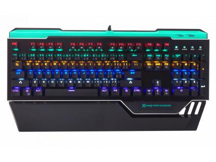 X-Gamer Profi Keyboard KM10 CZ, XG-KM10CZ