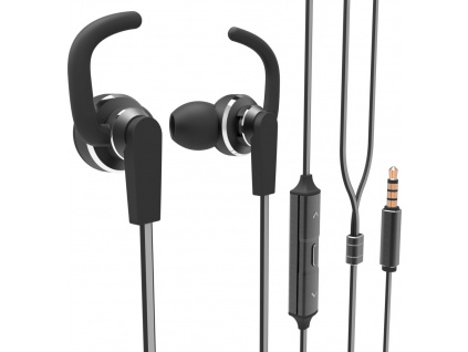 Nokia WH-501 Sport Stereo Headset, Black