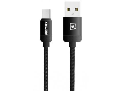 Datový kabel Lovely,  micro USB , barva černá