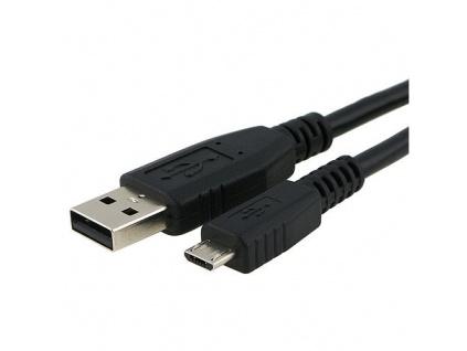 Datový kabel USB ALIGATOR microUSB nabíjecí, originální