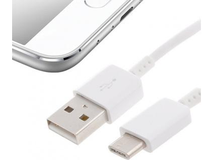 Samsung Type-C Datový Kabel White (Bulk), EP-DN930CWE