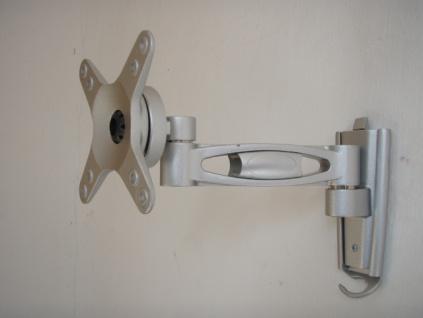 Držák LCD na zeď - MS2790,13''-27'',rameno, silver, MS2790S