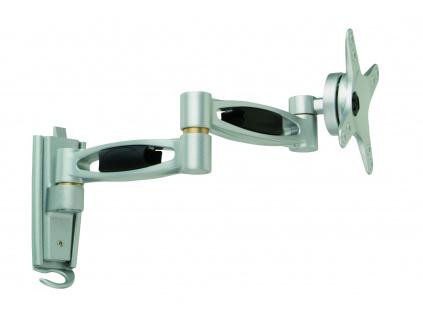 Držák LCD na zeď - MA2790,13''-27'',kloub,silver, MA2790S
