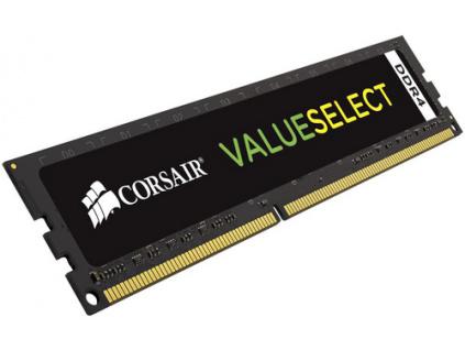 CORSAIR 4GB DDR4 2133MHz VALUE SELECT PC4-17000 1.2V CL15-15-15-36 XMP2.0, CMV4GX4M1A2133C15