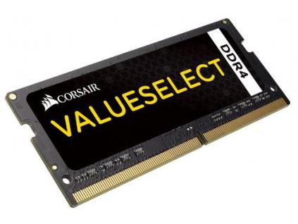 CORSAIR 4GB SO-DIMM DDR4 PC4-17000 2133MHz CL15-15-15-36 1.2V, CMSO4GX4M1A2133C15