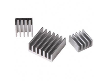 JOY-IT RASPBERRY PI passivní hliníkové chladiče, RB-Heatsink