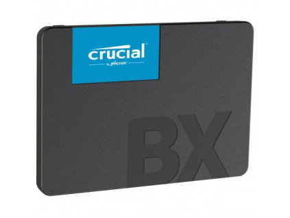 """CRUCIAL BX500 SSD 120 6Gbps 2.5"""" (7mm) (540/500MB/s)"""