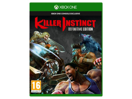 Xbox One Killer Instinct Definitive Edition, 4W2-00021