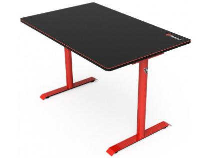 AROZZI herní stůl ARENA LEGGERO/ červený, ARENA-LEGG-RED