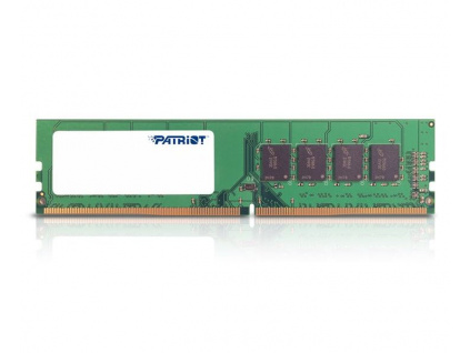 PATRIOT Signature 4GB DDR4 2666MHz / DIMM / CL19 /