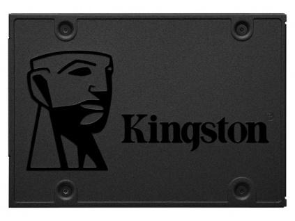 """KINGSTON SSD 120GB A400 / Interní / 2,5"""" / SATA III / 7mm"""