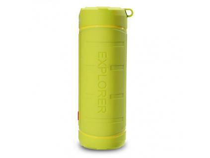 REMAX přenosné repro M10 / Bluetooth / outdoorové / 2*5W / zelené