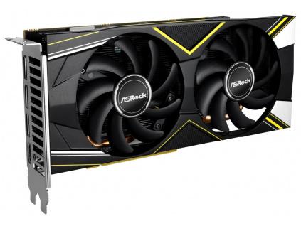 ASROCK Radeon RX 5500 XT Challenger D 8G OC / 8GB GDDR6 / PCI-E / 1x HDMI / 3x DP, RX5500XT CLD 8GO