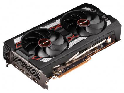 SAPPHIRE RADEON PULSE RX 5700 XT 8G OC / 8GB GDDR6 / PCI-E / 1x HDMI / 3x DP, 11293-01-20G