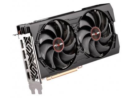 SAPPHIRE PULSE RADEON RX 5500 XT 8G OC / 8GB GDDR6 / PCI-E / 1x HDMI / 3x DP, 11295-01-20G