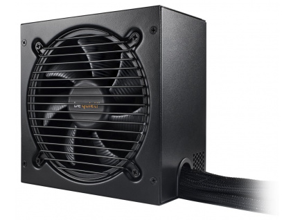 Be quiet! / zdroj PURE POWER 11 400W / active PFC / 120mm fan / 80PLUS Gold