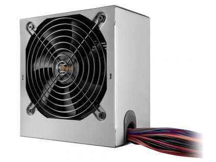 Be quiet! / zdroj SYSTEM POWER B9 450W / active PFC / 120mm fan / 80PLUS Bronze / bulk, BN208