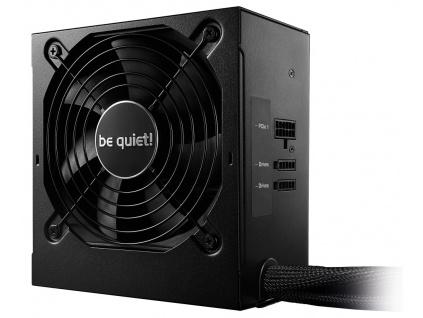 Be quiet! / zdroj SYSTEM POWER 9 400W CM / active PFC / 120mm fan / odpojitelné kabely / 80PLUS Bronze, BN300